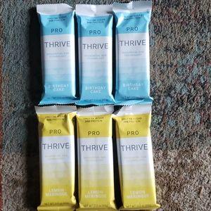 Thrive Pro bars